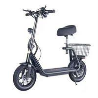 48V Lithium Batterie Elektrische Fahrrad Erwachsene Zwei-Rad-Klappauto Kleine Roller