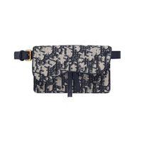 Últimas Sacos de Viagem de Alta Qualidade Grande Capacidade Bolsa de Moeda Portátil Oxford Moda Clássico Logo Design Retro Women's Cintura