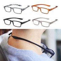 Sunglasses Men Women Hanging Neck Reading Glasses Magnetic Bendable Anti-Blue Ray Eyeglasses Frame Presbyopic 1.0 1.5 2.0 3.5