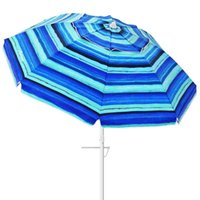 Tents And Shelters MOVTOTOP S21O 6.5ft Beach Umbrella Outdoor Sunshade Crank Adjustable Canopy For Garden Deck Backyard Pool (Str