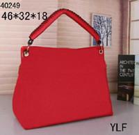 HH تصميم العلامة التجارية الفاخرة السيدات دلو بو حقيبة الكتف واحد الكتف سعة كبيرة رسول النطاق العريض الإناث الصلبة لون حقيبة 75252