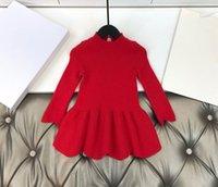 2020 Yeni Erkek kız Kazak Bebek Çocuk Giyim Sonbahar Kış Yeni Çocuk Kazak Boy Giyim Tops