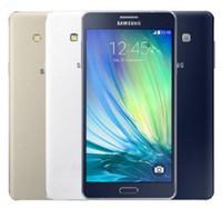 Refurbished Unlocked Samsung Galaxy A7 A7000 Duos 4G LTE 5.5'' 13.0MP 2G RAM 16G ROM Dual SIM WIFI GPS Bluetooth Unlocked Smartphone