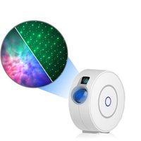 WiFi Galaxy Starry Sky Projector Bluetooth LED Nachtlampje Kleur Sterren Smart Star Projection Lamp met app Voice Control
