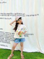 2021 free shipping Children's T-Shirt Children for Boys Girls Kids Kid's Shirts Child Baby Toddler Cotton Cartoon Tee Tops Clothing Shirt