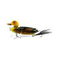 جديد Glide Bait Gamefish Topwater Potper Duck Lock 10G 7 سنتيمتر تعليق السباحة 3-D lif jllkky sport77777