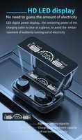 Wireless Headset M10 TWS 5.1 Bluetooth Earphones Waterproof In-ear Earbuds Touch Control HD Call Headphones With Microphone