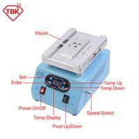 Güç Aracı Setleri TBK 238 Otomatik Cep Telefonu Geri Cam Ayırma Makinesi Hücresi Gerçek Kapak Ayırıcı G 8P için