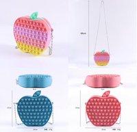 55%off Finger Toy Fidget Coin Purse Chain Shoulder Bag Pencil Case Phone Wallet Bags Fashion decompression toy