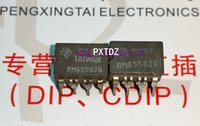 RC4558JG , Operational Amplifier Integrated circuits ICs CDIP8 Dual in-line 8 pin Ceramic Package IC   RC4558 OP-AMP