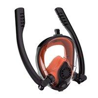 Masque de plongée sous-marine Masque de plongée anti-tuba sous-marin pour la baignade Spearning Plongée