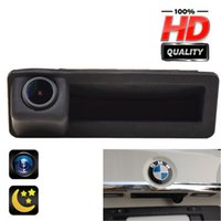 Car Rear View Cameras& Parking Sensors HD1280*720P Camera For 116i 118i 120i 135i X1 E81 E82 E84 E87 E88 5er E60 E61 E34 E39 ,Night Vsio