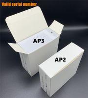 UPS DHL Free H1 earphones chip Gps Rename Air Ap pro Gen 2 3 Pods pop up window Bluetooth Headphones auto paring wireles Charging