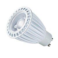 전구 2pcs 슈퍼 GU10 LED 스포트 라이트 12V 24V 5W 9W COB 전구 조명 GU 10 저전압 12 24 볼트 천장 램프 에너지 절약 통