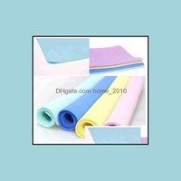 Tekstylia Ręczniki Strona główna GardenCompressed Clean Charm Chamois Pva, Ręcznik PVA, Magiczny Ręcznik, Suszenie włosów Ciężarówka Kąpiel do kąpieli Dostawa 2021 8mfcu