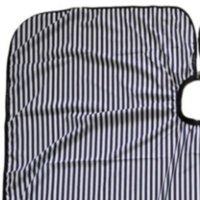 Ультрамодные Отличное Качество Полосатые Салон Для Парикмахерской Ткань Парикмахерская Парикмахерская Фартуки 1467 T2