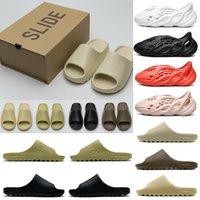 Diapositivas graffiti resina resina desierto arena diseño zapatillas espuma corredor sandal sandal sandal slipper verano tierra marrón plano hombres mujeres moda sandalias zapatos