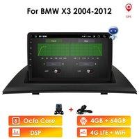 3GB+32GB 4G Android 10 Car Radio For BMW X3 E83 2004 2005 2006 2007 2008 2009 2010 2011 2012 Multimedia Navigation GPS Bluetooth