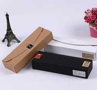 2021 new Dessert Macaron Box Black Brown White Color Pastry packaging Cake Box Chocolate Muffin Biscuits Box for Cookie Pack
