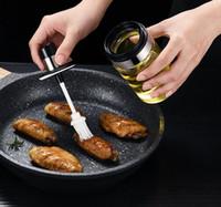 Держатель Spice Bottle Bottle Организатор 280 мл Приправа Condiment Can Cance с ложкой Кухня Приправа Нефтяной Контейнер Для Дома для соли для соли Paprika GGB4986