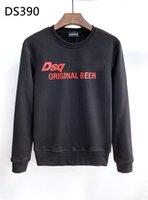 DSQ PHANTOM TURTLE Brand Hoody Mens Designer Hoodies Italy fashion Sweatshirts Autumn Winter Print Man Hoodie Male Top Quality 100% Cotton Tops 5856