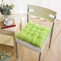 40 * 40 cm da giardino esterno cuscino da giardino cuscino cuscino patio casa cucina ufficio auto divano sedia sedile morbido cuscino pad DWWE5037