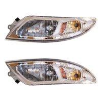 Międzynarodowy Reflektor Headlamp LH Left RH W prawo Para do 4200 4300 4900