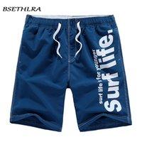 Bsethlra Yeni Şort Erkekler Yaz Sıcak Satış Plaj Şort Homme Rahat Tarzı Gevşek Elastik Moda Marka Giyim Artı Boyutu 5XL 210305
