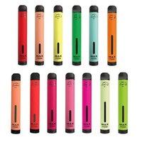 HYPPE Max Flow Disposable Vape Device Pen e cigarette 2000 puffs pre-filled 6ml Cartridges Pods 900mah battery Stick Style Vaporizer Flum Float Air bar lux
