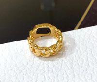 Fashion Gold Lettera Amore Anelli BAGUE PER LADY DONNE DONNA PARTY AMANDE AMANDE GIOCATICHE GIOCAGLIE CON BOX HB37