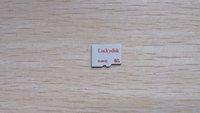 LuckyDisk Original Micro SD 카드 8GB 클래스 10 실제 용량 MicroSD 카드