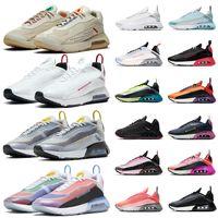 Высококачественные бегуны 2090 кроссовки для мужских женщин 2021 Новые Теннисные тренажеры Pure Platinum Be True Aurora Green Мужчины Спортивные кроссовки