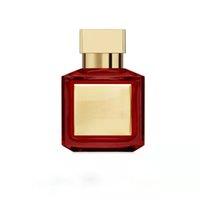 フレッシュナーフランシスパルファムバッカラートルージュ540香水オードサテンムードラローズフレグランスEDPドロップシップ70ml速い配達