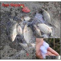2020 Nouveau Net de pêche Design Cuivre Spring Spring Shoal Equipements de sport en plein air Netting Tool Tool CPR Accueil2006