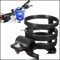 Sports Outdoorshigh Quality Cycling Bicycle Bike Water Bottle Cage Drink Cup Holder Rack Mountain Parts Aessories Bottles & Cages Drop Deliv