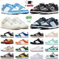 أحذية الرجال القادمون الجدد الحجم 40-46 الرياضة في الهواء الطلق أحذية التدريب الرجالية أحذية رياضية ثلاثية أسود أبيض أحمر أخضر أزرق مجاني حذاء الجري
