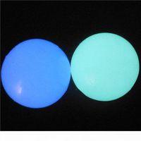 الزرقاء الأخضر مضيئة الخرز توهج في الظلام 8 ملليمتر 10 ملليمتر 12 ملليمتر 15 ملليمتر 18 ملليمتر الاكريليك فضفاض الخرز الخرز فاصل 19262