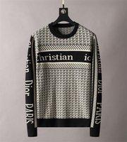 Moda Sonbahar Kış Tasarımcı Kazak Yüksek Kalite Uzun Kollu Hoodie Hip Hop Tişörtü Erkek Kadın Rahat Giysiler Kazak / A48