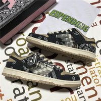 Top Quality Hommes Femmes Casual Chaussures Dunky Chunky Chunky Night Nuit de Mischief Kentucky Concepts Purple Ours Pourpre Mens Sport Sport Sneaker Chaussures Chaussures Chaussures