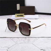 Luxury Sunglasses Full Frame Vintage Sun Polarized Men For Shiny Gold Sell Hot Women Designer Sunglasse