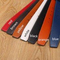 Courroies en cuir véritables de haute qualité pour hommes Femmes Ceinture Boucle de mode avec boîte Boîtes de ceinture Boîtes