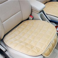 Car Seat Covers Cover Cushion Front Flocking Cloth Non Slide Winter Auto Protector Mat Pad Keep Warm Universal Fit Truck Suv