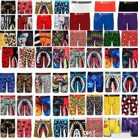 Marcas para hombre Ethika Boxer Shorts Diseñadores Ropa interior Boxers Boxes Cloon Tiburón Cara Boca Sports Playa Pantalones cortos Bañándose Troncos de natación 50 colores