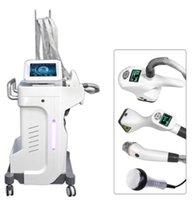 La machine la plus populaire de la machine à façonner la machine puissante aspirateur + rouleau + rf + liposuccion de lumière infrarouge slim Vela forme de poids perte de poids minceur perte de graisse