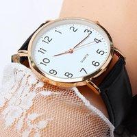 Orologi da polso 2021 Top Brand Moda uomo orologi da uomo in pelle da uomo Band in pelle Unisex Semplici Busines Busines Allega Allega Vintage Watch Orologio da quarzo