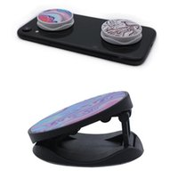 Universal Grip Cell Phone Holder Stand Bracket With opp bag Expandable cellPhone Holders For iPhone Samsung HuaWei