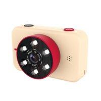 ELRVIKE 2021 4K HD children's camera 50 megapixel x17 children's digital camera