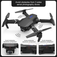 E525 PRO 4K HD Dual Camera Mini Drohne, Auto Hindernisvermeidung auf 3 Seite, Trackflug, Smart Folgen, Höhe Hold, Kid Spielzeug Weihnachtsgeschenk, Verwendungu