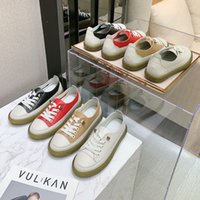2020 Primavera ed estate New Flat Baled Veratiles Casual Casual Casual Lefu Piccolo bianco Sole Sole Shoes's Shoes's Shallow Bocca
