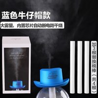Candles Décor & Garden Bottle Cap Portable Mini Usb Air Humidifier Essential Oil Diffuser Mist Maker Home Office Tr Qyml Drop Delivery 2021